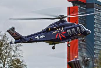 HB-ZUU - Swiss Jet Agusta Westland AW139