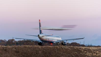 N162UW - US Airways Airbus A321