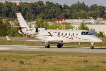 M-STEP - Private Gulfstream Aerospace G150
