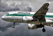 EI-IMH - Alitalia Airbus A319 aircraft