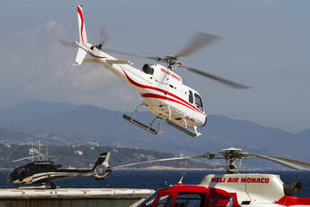 3A-MIL - Heli Air Monaco Aerospatiale AS350 Ecureuil / Squirrel