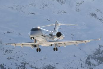 YR-TRC - Toyo Aviation Bombardier BD-100 Challenger 300 series