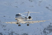 YR-TRC - Toyo Aviation Bombardier BD-100 Challenger 300 series aircraft