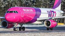 HA-LYG - Wizz Air Airbus A320 aircraft
