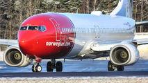 LN-NOO - Norwegian Air Shuttle Boeing 737-800 aircraft