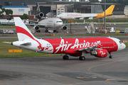 PK-AXC - AirAsia (Indonesia) Airbus A320 aircraft