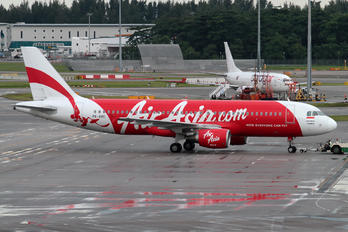 PK-AXC - AirAsia (Indonesia) Airbus A320