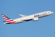 N796AN - American Airlines Boeing 777-200ER aircraft