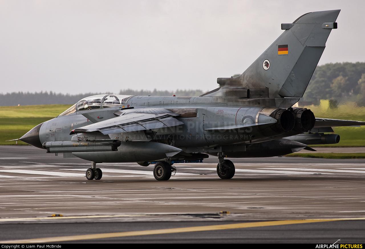 Germany - Air Force 46+48 aircraft at Lossiemouth
