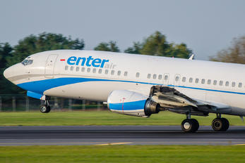 SP-ENC - Enter Air Boeing 737-400