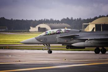 39836 - Sweden - Air Force SAAB JAS 39D Gripen