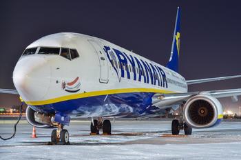 EI-ENS - Ryanair Boeing 737-800