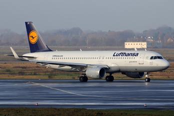 D-AIZR - Lufthansa Airbus A320