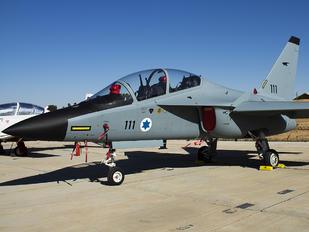111 - Israel - Defence Force Leonardo- Finmeccanica M-346 Master/ Lavi/ Bielik