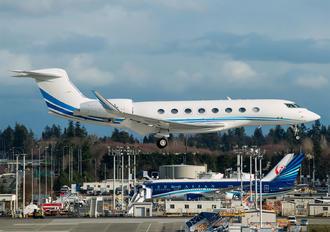N1AL - Gulfstream Aerospace Service Corp Gulfstream Aerospace G650, G650ER