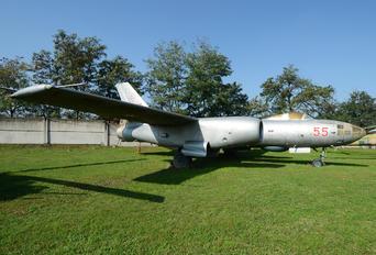 55 - Hungary - Air Force Ilyushin Il-28