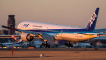 JA778A - ANA - All Nippon Airways Boeing 777-300ER aircraft