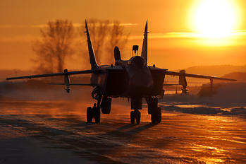 07 - Russia - Air Force Mikoyan-Gurevich MiG-31 (all models)