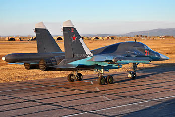 31 - Russia - Air Force Sukhoi Su-34