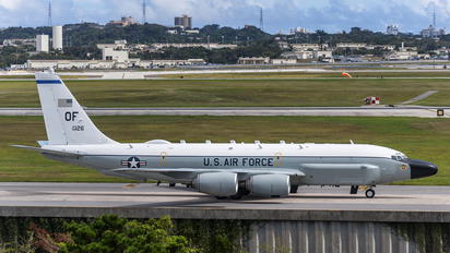 62-126 - USA - Air Force Boeing RC-135W Rivet Joint