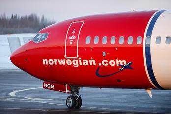 LN-NGN - Norwegian Air Shuttle Boeing 737-800