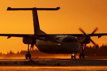LN-WFP - Widerøe de Havilland Canada DHC-8-300Q Dash 8