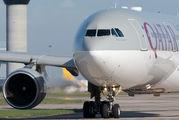 A7-AEE - Qatar Airways Airbus A330-300 aircraft