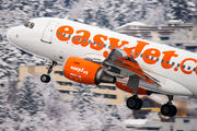 G-EZAN - easyJet Airbus A319 aircraft