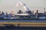 G-YMMH - British Airways Boeing 777-200ER aircraft