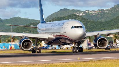 N289AY - US Airways Airbus A330-200
