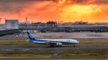 JA741A - ANA - All Nippon Airways Boeing 777-200ER aircraft