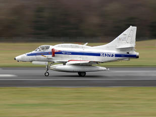 N437FS - BAe Systems Douglas A-4 Skyhawk (all models)