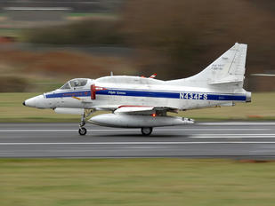 N434FS - BAe Systems Douglas A-4 Skyhawk (all models)