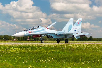 70 - Russia - Air Force Sukhoi Su-30 M2