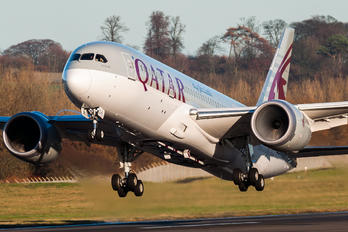 A7-BCH - Qatar Airways Boeing 787-8 Dreamliner