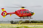 G-HWAA - Midlands Air Ambulance Eurocopter EC135 (all models) aircraft