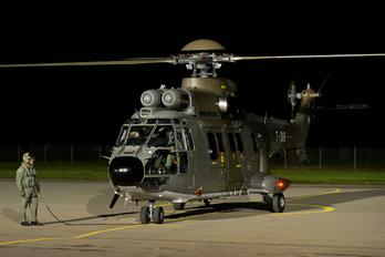 T-318 - Switzerland - Air Force Aerospatiale AS332 Super Puma