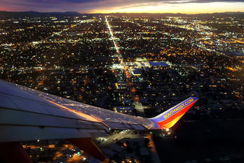 N788SA - Southwest Airlines Boeing 737-700