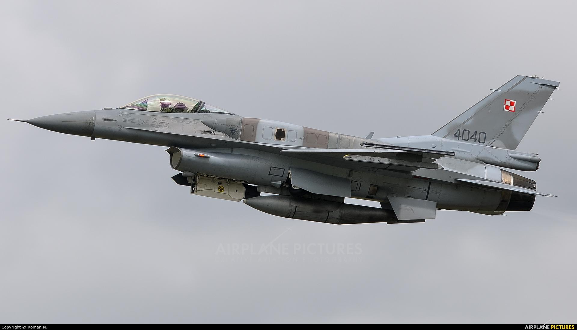 Poland - Air Force 4040 aircraft at Schleswig-Jagel