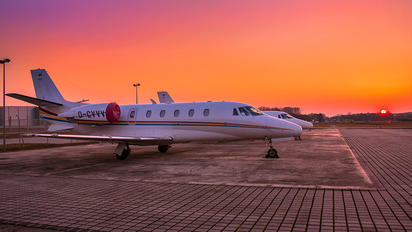 D-CVVV - Augusta Air Cessna 560XL Citation XLS