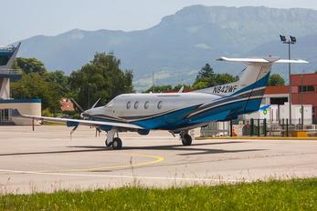 N842WF - Private Pilatus PC-12