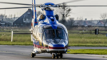 OY-HSL - Dancopter Eurocopter AS365 Dauphin 2