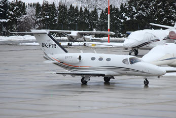 OK-FTR - CTR Holding Cessna 510 Citation Mustang