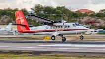 PJ-WIO - Winair de Havilland Canada DHC-6 Twin Otter aircraft