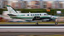 VP-LNB - VI Air Link Beechcraft 100 King Air aircraft