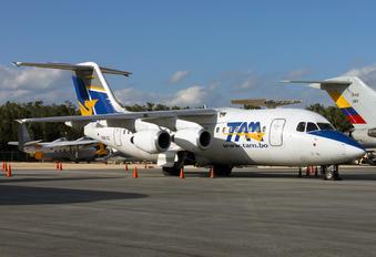 FAB-102 - Bolivia - Government British Aerospace BAe 146-200/Avro RJ85