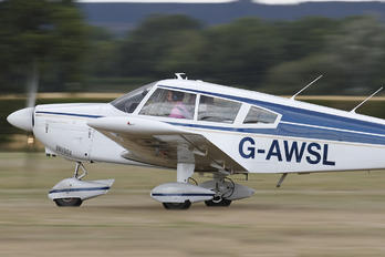 G-AWSL - Private Piper PA-28 Cherokee