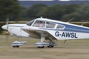 G-AWSL - Private Piper PA-28 Cherokee aircraft
