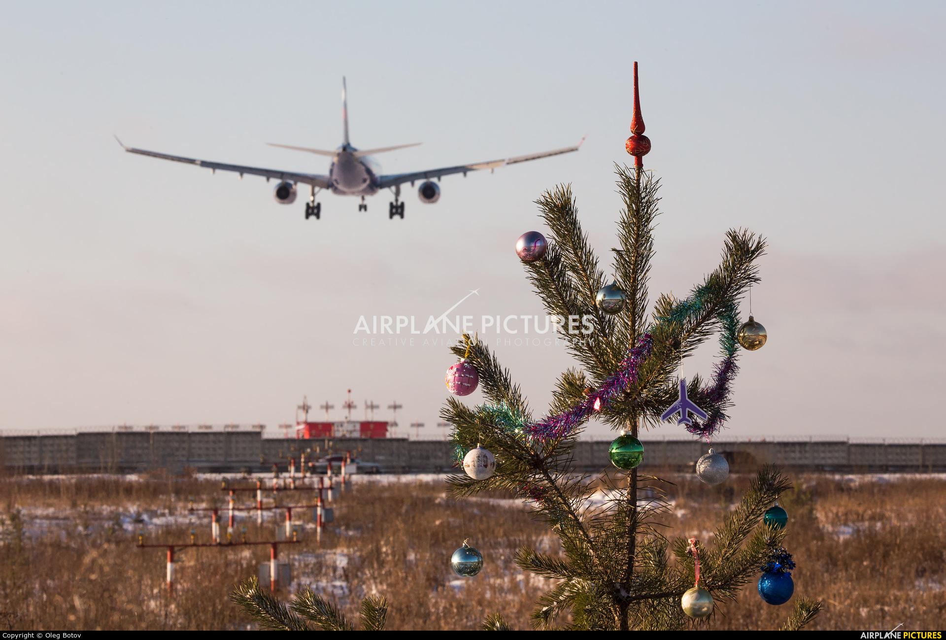 Aeroflot VP-BDE aircraft at Moscow - Sheremetyevo
