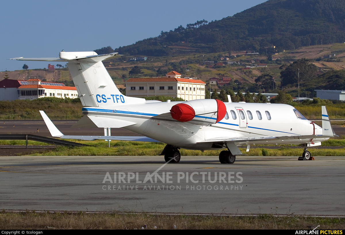 Omni Aviaçao e Tecnologia CS-TFO aircraft at Tenerife Norte - Los Rodeos